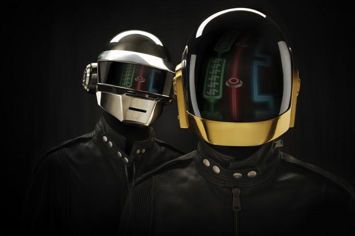 Daft Punk en los Grammys