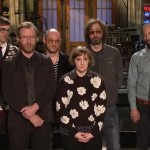 The National & Lena Dunham