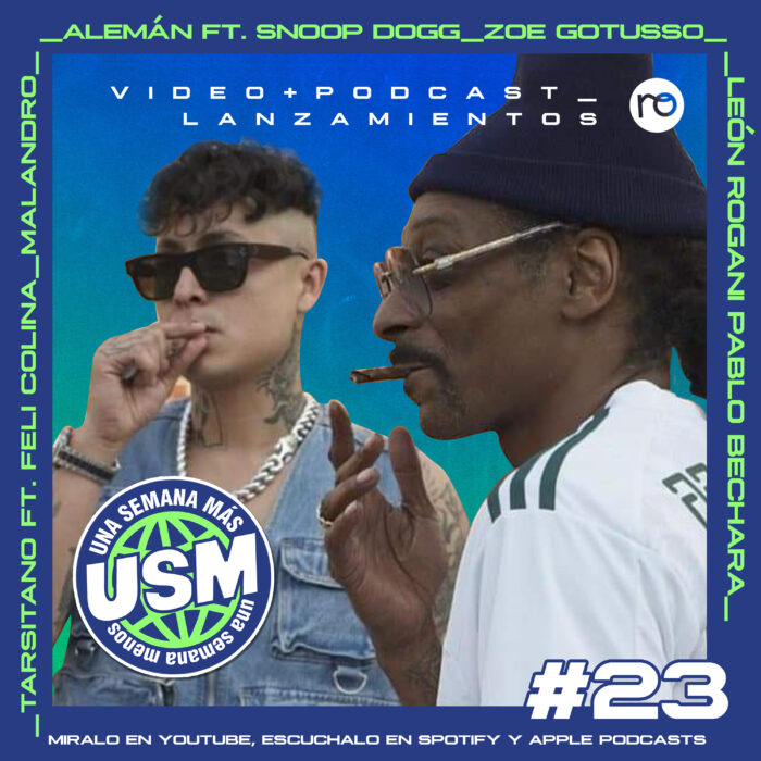 usm aleman snoop dogg