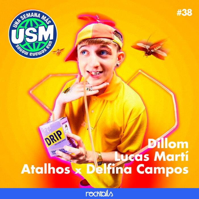 OPA de Dillom análisis completo, Basta de Berlín con Lucas Martí y Atalhos x Delfina Campos