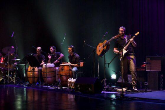 candombe jazz